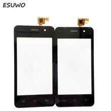 ESUWO Tactile Écran Pour Beeline smart 5 smart5 Écran Tactile Panneau Numériseur Écran Tactile Avant Lentille En Verre Capteur