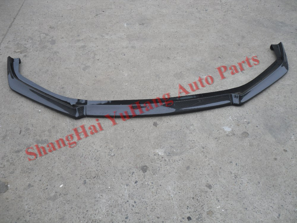 GT86 FT86 ZN6 Scion FR-S FRS CHARGESPEED Концевая строка Стиль Тип-1 углеродного волокна переднего бампера v-стиля