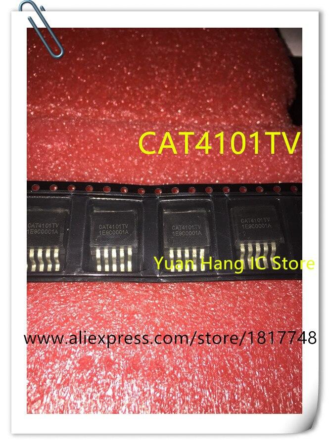 10pcs CAT4101TV T75 CAT4101TV CAT4101 CSI TO263 5 100 New original