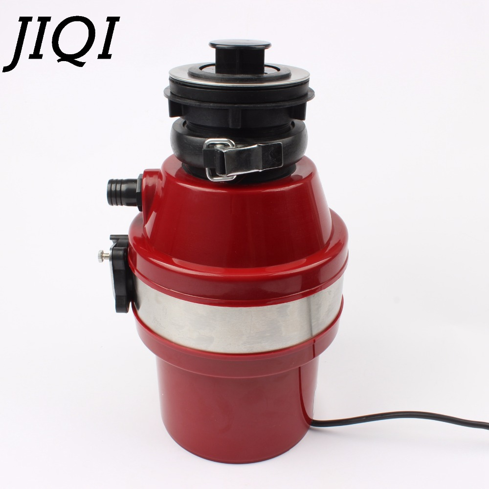 Superbe JIQI Food Waste Disposers Garbage Processor Crusher Stainless Steel Bones  Disposal Grinder Kitchen Appliances With Sink Adapter In Food Waste  Disposers From ...