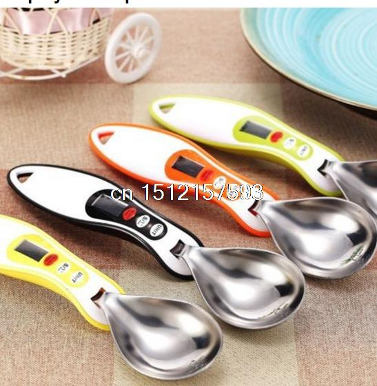 Big Sale! Digital spoon Scale Electronic Measuring Household Jug Scale with LCD Display & Temp Measurement 3 Colors Available 200000g electronic balance measuring scale large range balance counting and weight balance with 10g scale