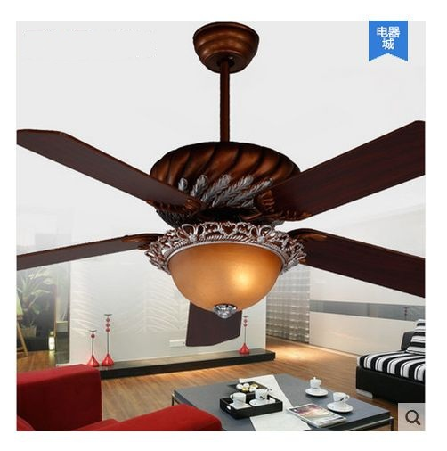 aliexpress : buy 52inch ceiling lights fan european antique