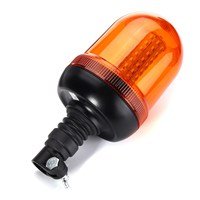 NEW DC 12V 24V 80 LED Flashing Strobe Beacon Emergency Warning Light Amber Lamp Traffic Light Roadway Safety