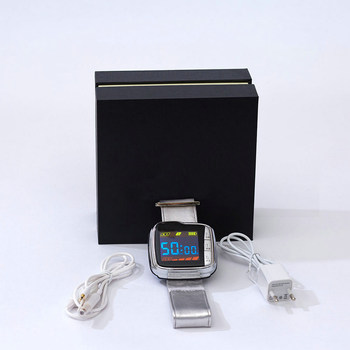 Factory offer laser therapy watch for diabetes,hypertension, hyperlipemia,,hyperglycemia cure