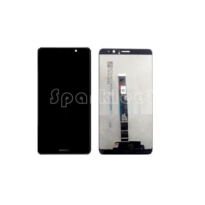 Ensamblaje de la pantalla lcd para huawei mate 9 mha-l09 l29 con teléfono móvil