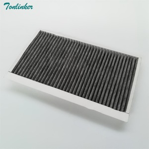 Image 3 - Cabin Filter For Bmw E60 E61 520i 530i 535i 2005 2010 Built in Activated carbon Cabin Filter Car accessories Oem 64319171858