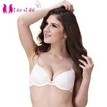 c1bcf1a305e Mierside ZBW034 Bras of Women Beautiful Pink Bow Bralette Underwear Sexy  Lingerie Push UP Bra 32 38 A B C-in Bras from Underwear   Sleepwears on ...