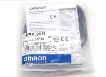 Бесплатная доставка 100% Новый и оригинальный E3FA-DN15 фотоэлектрический переключатель датчик