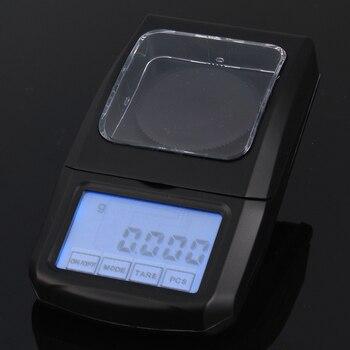 цифровая шкала грамм | 20 г/0,001 г сенсорный экран высокой точности, Мини Карманные электронные весы ювелирные весы Алмазный электронный баланс цифровой Bezmen