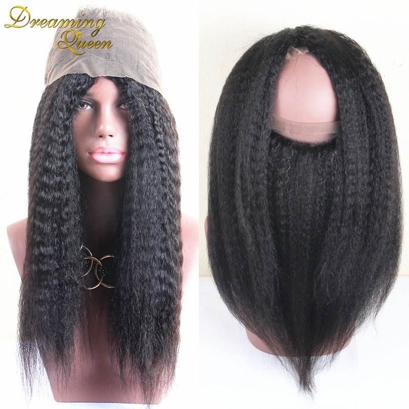 kinky straight 360 Lace Frontal Closure 4 (4)