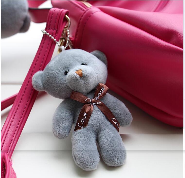 10PCS / LOT Горячие 8CM Kawaii Маленькие - Мягкие и плюшевые игрушки