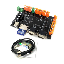 CNC USB 4 Axis Kit , USB mach3 4 axis breakout board