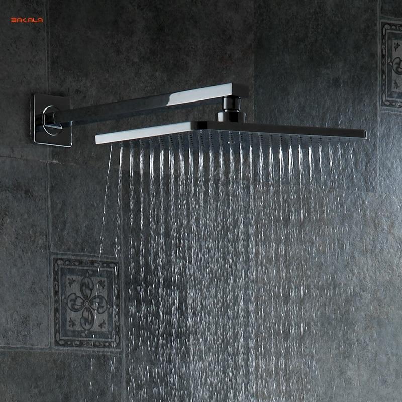 New Design Chrome Brass Shower Head Over head Shower Sprayer Top ...