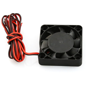 SWMAKER Creality Ender-3 3D printer 24V brushless mute cooling fan 4010 DC Brushless Cooling Cooler Fan 100mm cable image