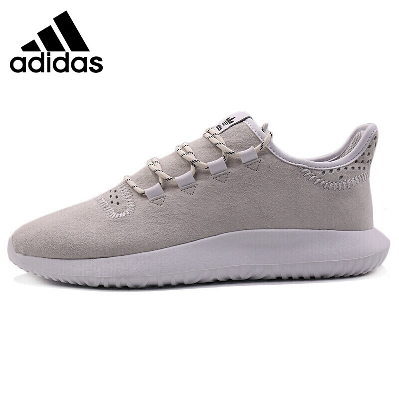 Original New Arrival Adidas Originals TUBULAR SHADOW Men's Skateboarding Shoes Sneakers