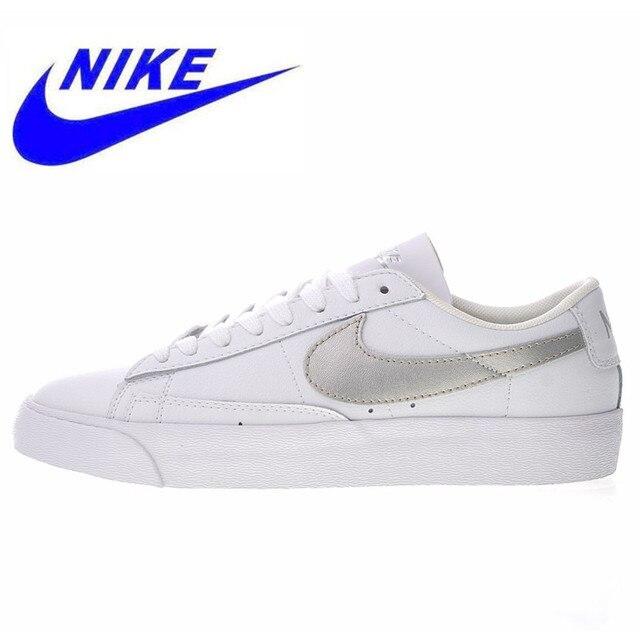ac16b131543 Original Nike Blazer Low LE Men Skateboarding Shoes