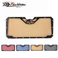 4 Colors Motorcycle Radiator Guard Cover Protector Stainless Steel Grille Motorbike Motocross Grille For Yamaha Tmax