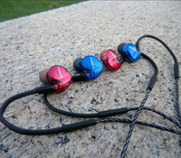 Original Kinera BA05 In Ear Earphone Monitor Dynamic With 1 BA Hybrid Headset HIFI DIY Ear