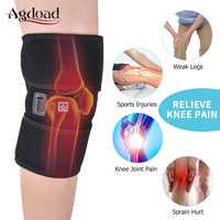 Warmte Artritis Knie Brace Ondersteuning Verwarming Behandeling Kniegewricht Pijn Sportblessure Verlichten Knie Revalidatie Brace