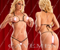 Vacuum Pole line*2917*Ladies sexy G-string T-back Teddy Bikini Boxer Triangle Pajamas Skirt Suit Middle trousers Free Shipping