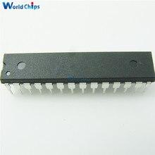 10 قطعة/الوحدة ATMEGA328P PU رقاقة ATMEGA328 328P متحكم MCU AVR 32K 20 ميجا هرتز فلاش DIP 28 لاردوينو