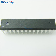 10 pièces/lot ATMEGA328P PU puce ATMEGA328 328P microcontrôleur MCU AVR 32K 20MHz FLASH DIP 28 pour Arduino