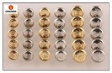 Envío Gratis 1 unid Pequeño Tubo Genérico Rlx Reloj de Oro y Plata de La Corona de Acero Inoxidable
