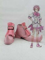 Cute High Earth Defense Club LOVE Ryuu Zaou Cosplay Boots Shoes Anime Party Cosplay Boots Custom