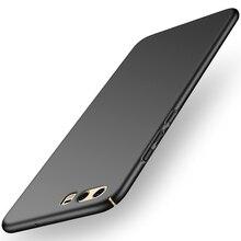 Для Huawei P10 Плюс Case 360 Тонкий Жесткий Матовый PC Back Cover Housing Fundas Для Huawei P10 Телефон Случаях
