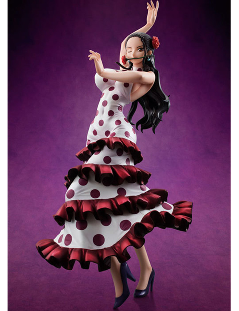 Christmas Toy Gift Hot Anime ONE PIECE Action Figure Collection 21cm Violet Princess Viola Model Doll Decorations anime one piece beautiful nami model garage kit pvc action figure classic collection toy doll