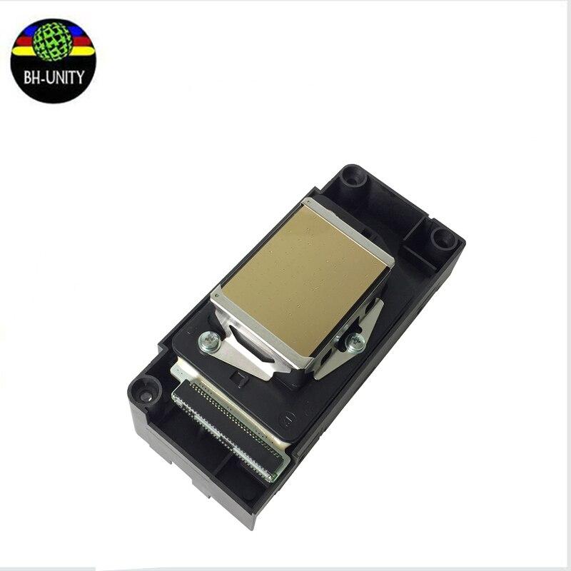 100% новое и первоначально для Epson разблокирована DX5 F187000 печатающая головка Gold лицо Печатающая головка для Epson stylus pro 4880 7880 9880 принтера