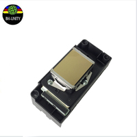 100% new and original For Epson unlocked DX5 F187000 Printhead Gold Face Print Head For Epson Stylus Pro 4880 7880 9880 printer