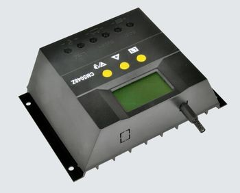 Solar Charge Controller20/30/40/50/60A Solar Panel LCD Screen Display PWM Charging Suitable for lead-acid cell,Switch