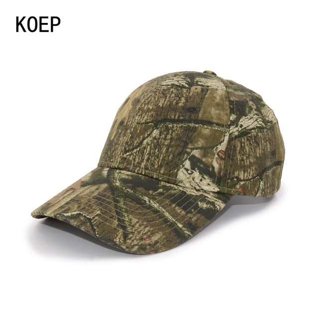 KOEP Forest Bionic Camouflage Baseball Cap Women s Men s Snapback Caps  Tactical Hat Quick Dry Jungle Camo Army Hats Sniper d7da787d9a5c