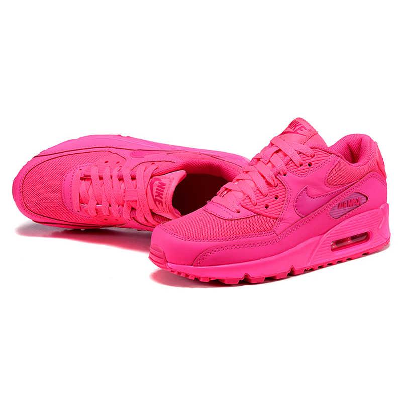 Femmes Nike Max De Respirant Air 90 601 CourseD'origine Baskets Sport 345017 Chaussures K13lJTcF