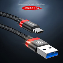 Baseus Golden Belt USB 3.0 3A Type-C Cable for Android