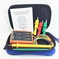 SM852B 3 Phase Sequenz Meter Präsenz Rotation Tester Phase Anzeige-in Multimeter aus Werkzeug bei