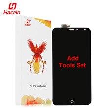 Hacrin Meizu MX4 ЖК-дисплей Дисплей Сенсорный экран + Инструменты высокое качество ремонт замена аксессуар для Meizu MX 4 мобильного телефона