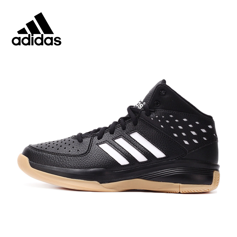 Official Adidas Men's Basketball Shoes Sneakers Original Sneakers original adidas men s two colors basketball shoes d69561 sneakers free shipping