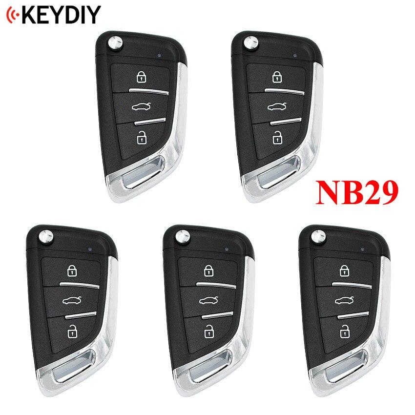 5PCS Multi functional Universal Remote for KD900 KD900 URG200 KD X2 NB Series KEYDIY NB29 all
