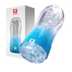 Мужской мастурбатор чашка мягкая киска секс-игрушки прозрачное влагалище взрослый выносливость упражнения секс-продукты вакуумная