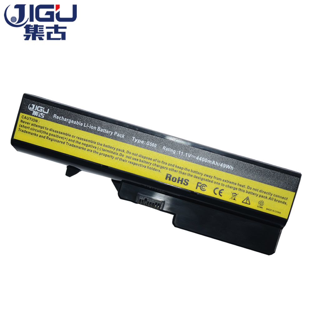 Image 2 - JIGU Laptop Battery L09M6Y02 L10M6F21 L09S6Y02 L09L6Y02 For Lenovo G460 G465 G470 G475 G560 G565 G570 G575 G770 Z460-in Laptop Batteries from Computer & Office