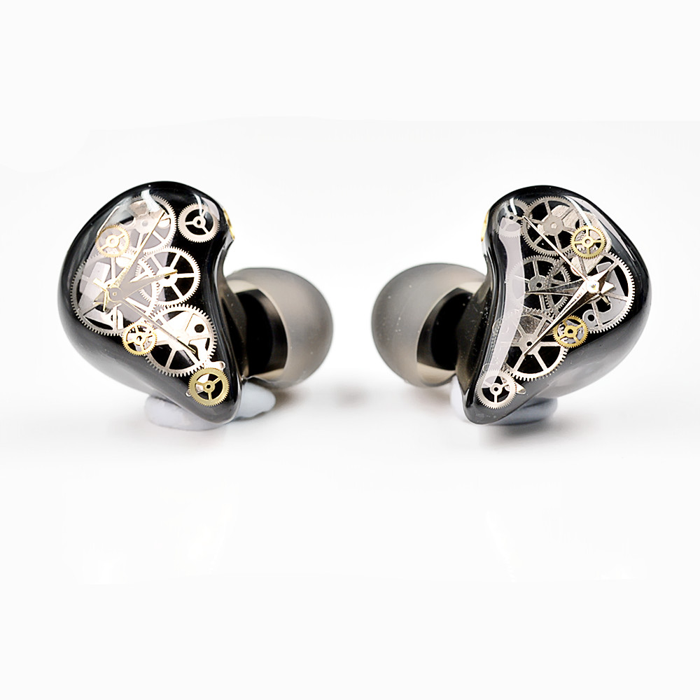 Hot Selling Hand-Made custom 1 DD Units Sport Monitor earphone DIY Gear Bass Earphones With MMCX interface 2016 senfer ue custom made around ear earphone hifi monitor earphone bass headset with mmcx interface cable as se215 ue900 se846