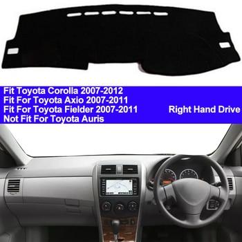 TAIJS Car Dashboard Cover Dash Mat For...