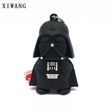 XIWANG Cartoon Full Range Star Wars Pen Drive USB Flash Drive 2.0 4GB 8GB 16GB 32GB 64GB Robot Memory Stick Drive pendrive Disk