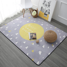 120X180CM Cartoon Dream Carpets For Living Room Soft Carpet Kids Room Coffee Table Floor Mat Study Area Rug Sofa Children Rugs(China)