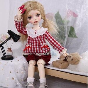 Image 4 - Dorothy aImd 3.0 BJD SD Dolls 1/6 Body Model Girl Boy Resin Figures Ball Joint Doll Lati Yosd Oueneifs