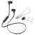 Auricular estéreo inalámbrica bluetooth headset deportes auriculares para el iphone 5 5s 6 6 s plus th188-th190