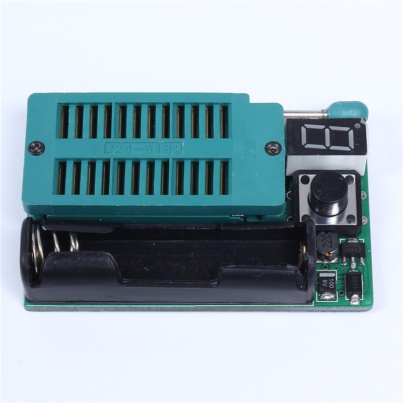 R Integrated Circuit Tester Ic Tester Led Test Optocoupler Test