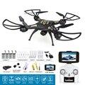 O Preço deste Produto é Muito Baixa-Controle Remoto RC Zangão com Câmera HD 720 P WIFI 4CH 6 Eixos Giroscópio Quadcopter com LED luz